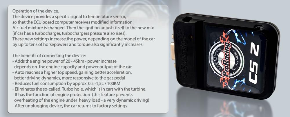 Chip Tuning Box AUDI A6 1.8T 2.7T 2.8 //150 174 180 186 193 250BHP Petrol CS