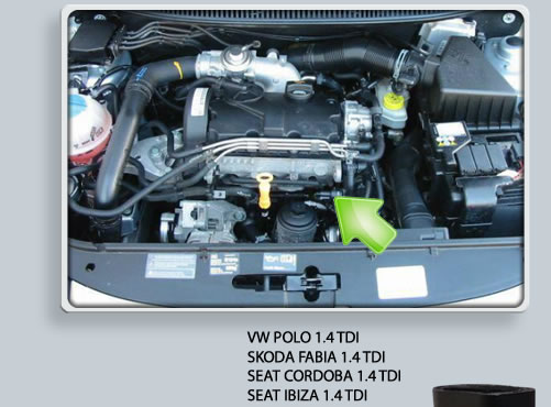 Chip Tuning Box VW LUPO VW POLO 1.2 1.4 TDI PD 35 HP 60 70 75 80 HP PD